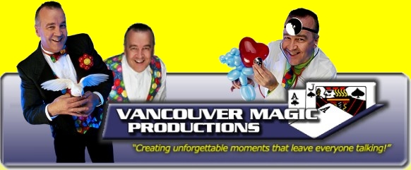 Magician in Vancouver Birthday Parties Magic Show